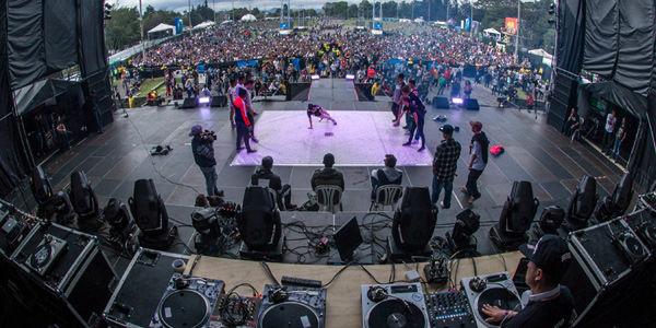 El Festival de Hip Hop al Parque tuvo su primera edición en 1996. En esta 70985d3304e