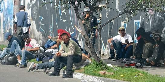 Habitantes de la calle en Bogotá: radiografía de una tragedia humana