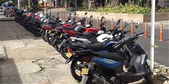 Así extorsionan a quienes intentan recuperar sus motos robadas