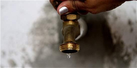 Facatativá vive su peor crisis por falta de agua