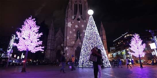 Bogotá tendrá alumbrado navideño con ahorro de energía