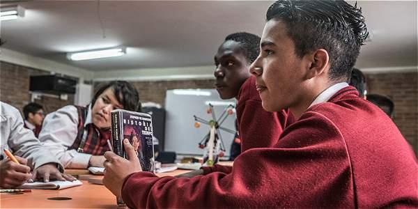 Se busca que alumnos de colegios distritales potencien el trabajo colectivo y creativo con la ciencia y la tecnología.