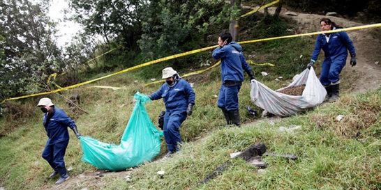 Identifican a una de las víctimas del asesino de los cerros