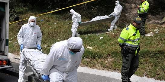 Identifican a dos víctimas más del asesino de los cerros