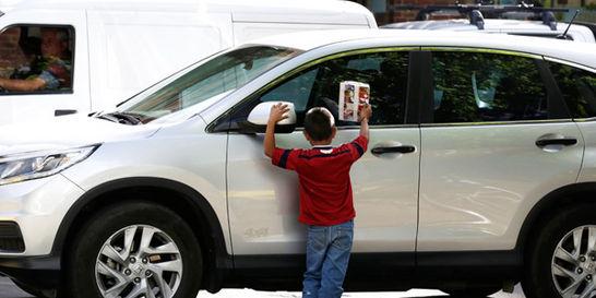 Explotación laboral infantil aumenta en Navidad en Bogotá