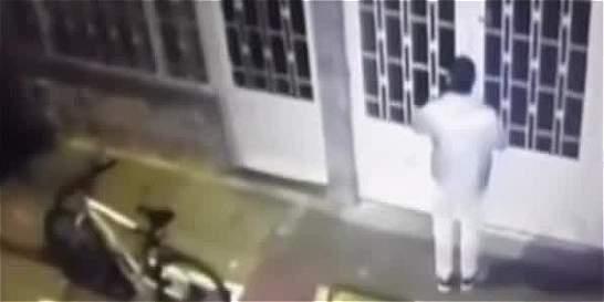Menor de cinco años evitó un robo en el occidente de Bogotá