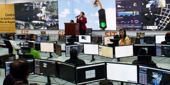 Bogotá tendrá nuevo centro de control para vigilar el tráfico