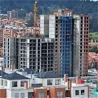 En Bogotá se construyeron siete predios por hora en el 2015