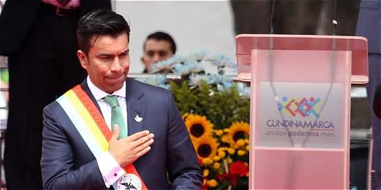 Movilidad y salud, prioridades del nuevo gobernador de Cundinamarca