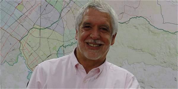 Enrique Peñalosa, nuevo alcalde de Bogotá.