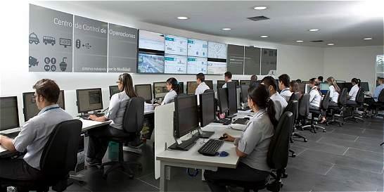 El moderno sistema que busca evitar los trancones en Bogotá