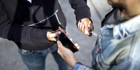Hurto de celulares, con la cifra más baja en los últimos 3 años