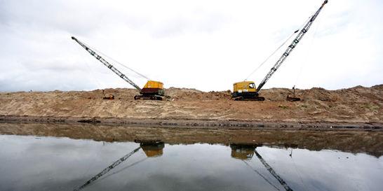 Banco Mundial inspecciona obras del río Bogotá