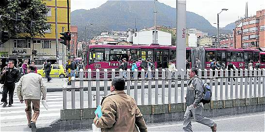 Por ahora no se renuevan buses de la fase I de TransMilenio