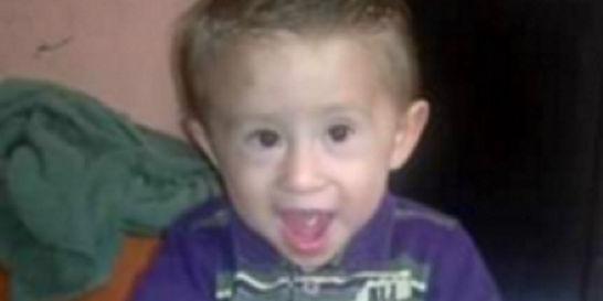 El niño Juan Sebastián Fuentes cumple 27 días desaparecido