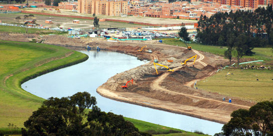 En un mes entregarán primeras obras en el río Bogotá