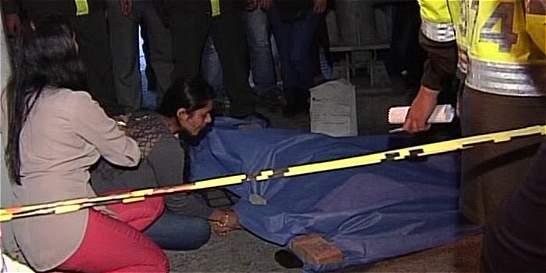 Demora del CTI para recoger cuerpo en Bogotá provoca indignación