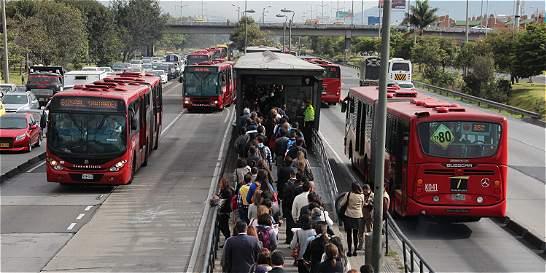 Sube 200 pesos el valor del pasaje en TransMilenio y el SITP