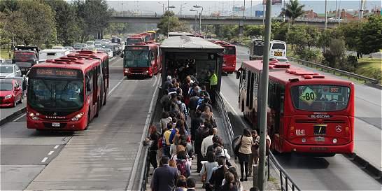 Desde este miércoles, el pasaje en TransMilenio vale $ 2.000