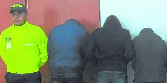 La Policía desarticuló banda que robaba carros