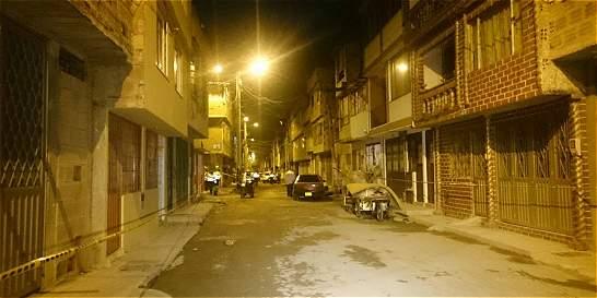 Dos muertos y dos heridos dejó una balacera en Suba