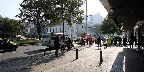 Vendedores informales en vilo tras operativo de control en calle 72