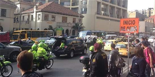 Dos personas heridas en tiroteo en el oriente de Bogotá