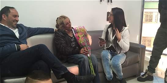 Una hija encontró a su mamá por una transmisión de Citytv
