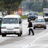 En los 365 días del año 2015 murieron 262 peatones en la vía