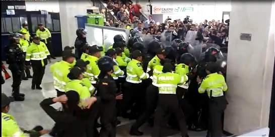 Tensa situación en juzgados civiles y de familia en Bogotá