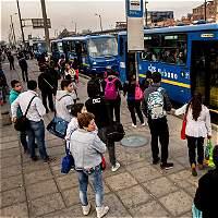 Día sin carro: uso de TransMilenio aumenta 14 % y de SITP, un 23 %