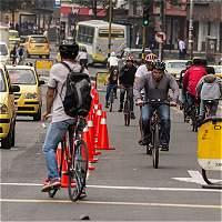 En día sin carro disminuyó nivel del ruido en Bogotá