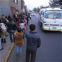 Así vivieron los ciudadanos el cierre del día sin carro en Bogotá