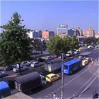 36 horas de tráfico en Bogotá, resumidas en un minuto