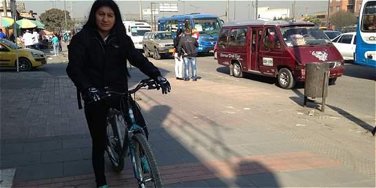 Historia ejemplar de una mujer a la que una bici le cambió la vida
