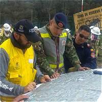 Vuelve la amenaza de los incendios en el sur de Bogotá