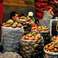 ¿El supermercado o la plaza? Los contrastes de precios de alimentos