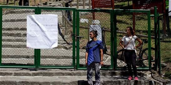 En Semana Santa sendero de Monserrate estará cerrado