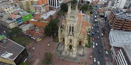 Iglesia de Lourdes fue reconocida como basílica menor por el Vaticano