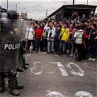 Mayoría de detenidos por protestas TransMilenio quedaron libres