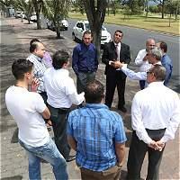 Pacho Santos demandará a taxistas que hicieron 'redada ilegal'