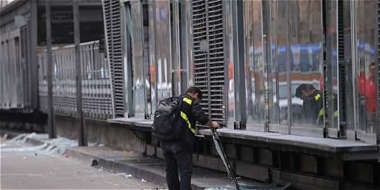 Nadie pagaría por daños en TransMilenio