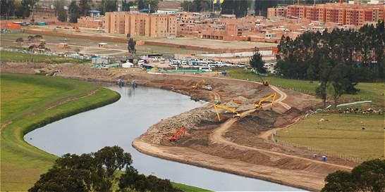 'Obras de la CAR no han mejorado calidad del agua del río Bogotá'