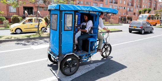Es un hecho: el mototaxismo se tomó las calles de Bogotá