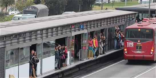 Bogotá es la ciudad con más acoso a mujeres en transporte público
