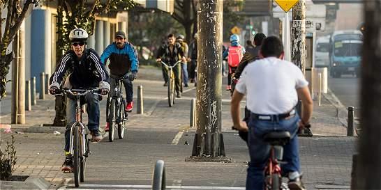 Con éxito se desarrolla jornada voluntaria del día sin carro