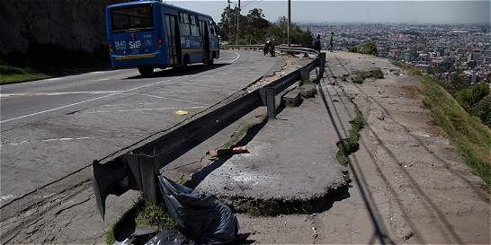 La vía a La Calera se volvió una ruta mortal