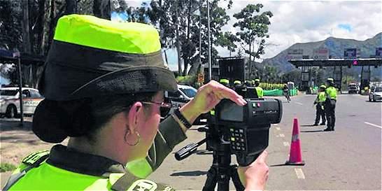 Así será notificada la multa electrónica en Bogotá