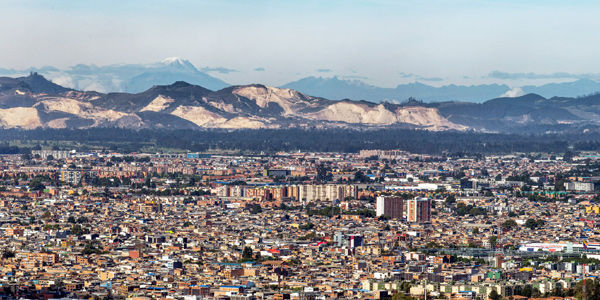 En ocho años, Bogotá construyó un área equivalente a Suba y Usaquén