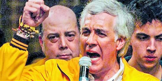 Samuel Moreno, una carrera política que no fue